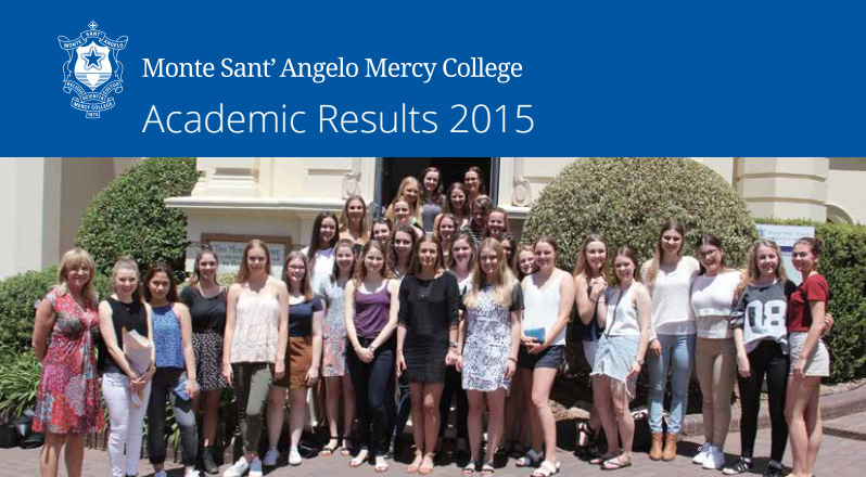 Full Academic Results 2015