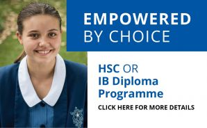 HSC or International Baccalaureate Diploma Programme