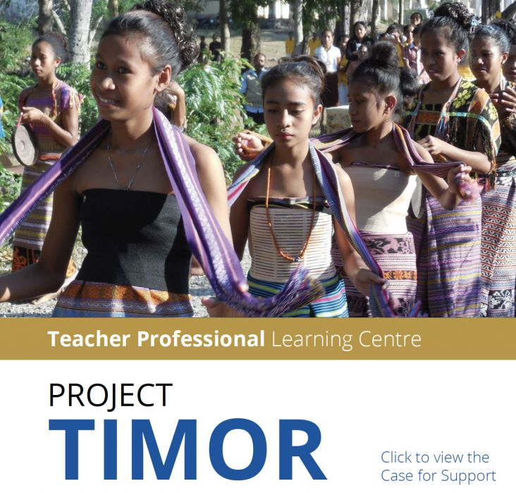 Project Timor - Case for Support